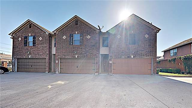 13336 Patito Place #7, Dallas, TX 75240 (MLS #14165460) :: The Real Estate Station