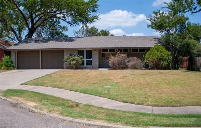 2013 Exeter Street, Irving, TX 75062 (MLS #14165474) :: Ann Carr Real Estate