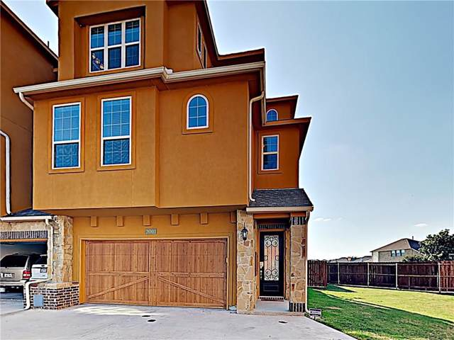 2690 Venice Drive #1, Grand Prairie, TX 75054 (MLS #14165479) :: The Heyl Group at Keller Williams