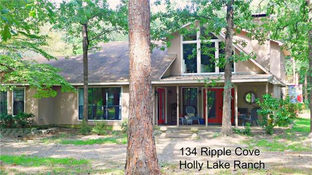 134 Ripple Cove, Holly Lake Ranch, TX 75765 (MLS #14165500) :: The Chad Smith Team