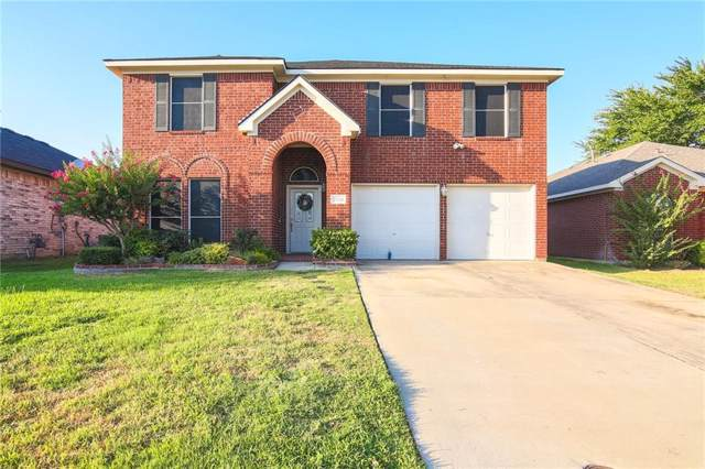 2848 N Hampton Drive, Grand Prairie, TX 75052 (MLS #14165501) :: Tanika Donnell Realty Group