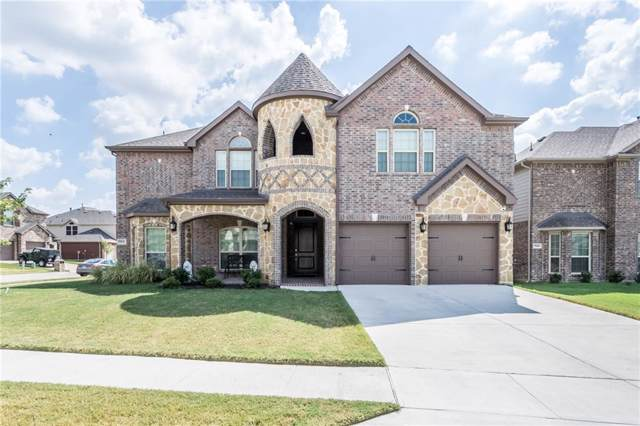 9856 Milkweed Lane, Fort Worth, TX 76177 (MLS #14165504) :: Ann Carr Real Estate