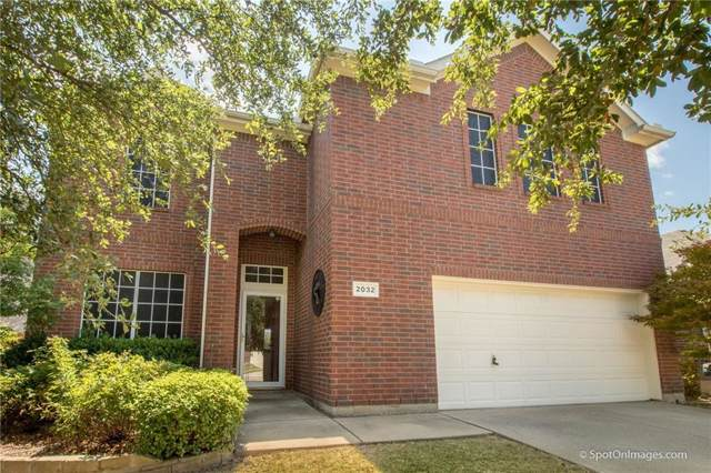 2032 Brook Meadow Drive, Forney, TX 75126 (MLS #14165507) :: Ann Carr Real Estate
