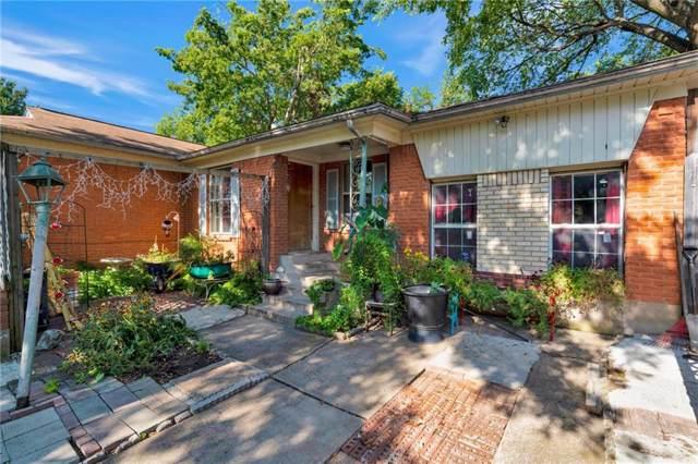 2237 San Pablo Drive, Dallas, TX 75227 (MLS #14165511) :: The Real Estate Station