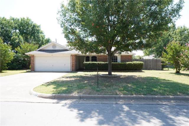 1133 Vaden Avenue, Burleson, TX 76028 (MLS #14165519) :: The Hornburg Real Estate Group