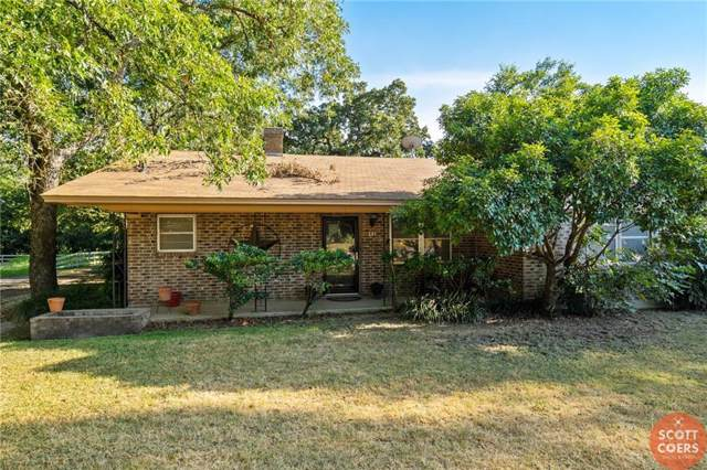 501 W College Street, Rising Star, TX 76471 (MLS #14165525) :: RE/MAX Town & Country