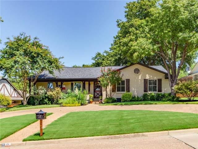216 Summit Ridge Drive, Rockwall, TX 75087 (MLS #14165555) :: Vibrant Real Estate