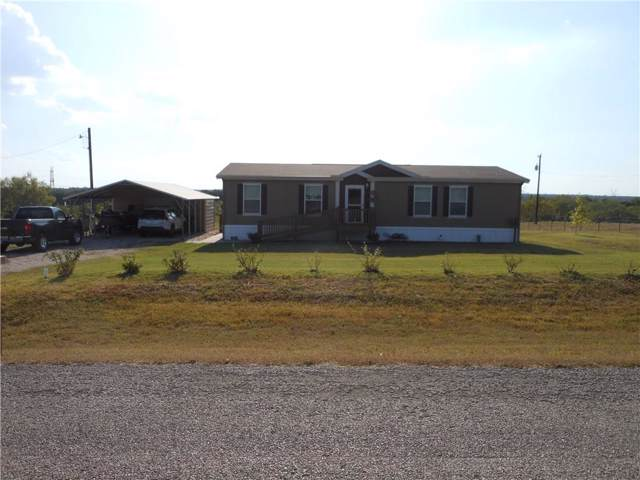 7199 Old Agnes Road, Poolville, TX 76487 (MLS #14165562) :: All Cities Realty