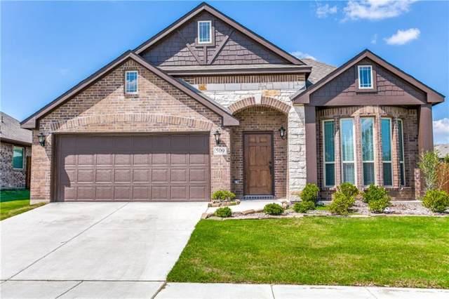 509 Graceful Pl, Lavon, TX 75166 (MLS #14165580) :: Tenesha Lusk Realty Group