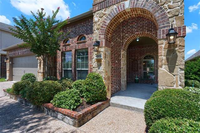 4500 Sunlight Terrace, Mckinney, TX 75071 (MLS #14165583) :: Hargrove Realty Group