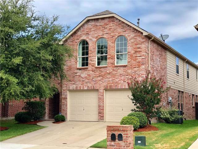 10520 Bolivar Drive, Mckinney, TX 75072 (MLS #14165584) :: The Real Estate Station