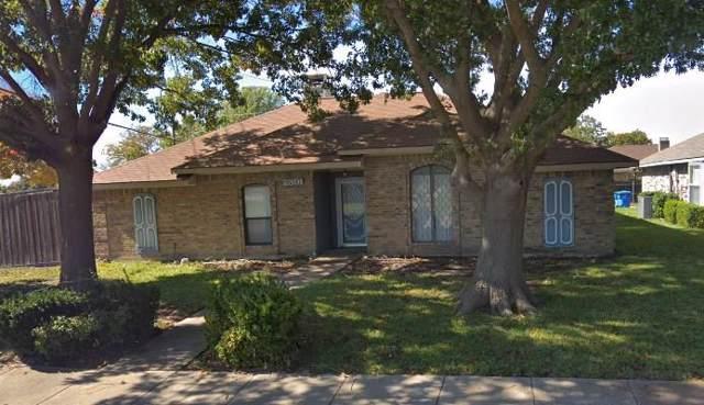 2301 Brownlee Boulevard, Rowlett, TX 75088 (MLS #14165587) :: Tenesha Lusk Realty Group