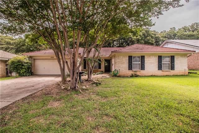 4207 Pleasant Forest Court, Arlington, TX 76015 (MLS #14165589) :: Tenesha Lusk Realty Group