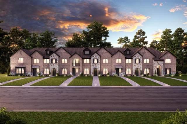 2744 Vista Park Lane, Lewisville, TX 75067 (MLS #14165590) :: Kimberly Davis & Associates