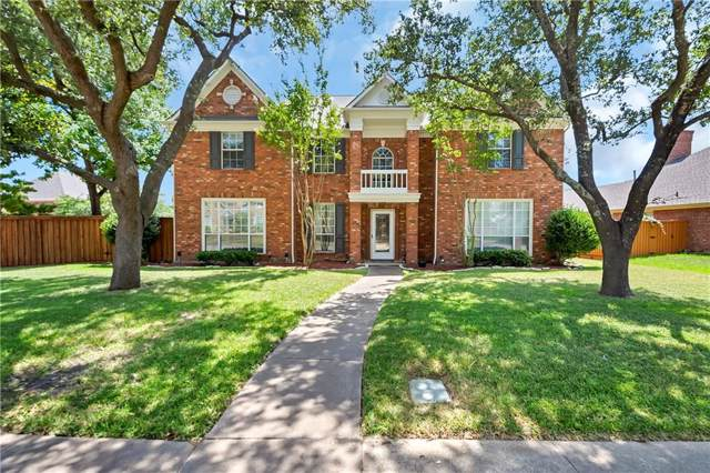 2104 Woodbury Place, Richardson, TX 75082 (MLS #14165601) :: Vibrant Real Estate