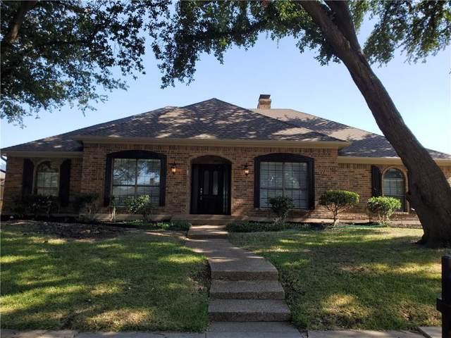 2209 Timberwood, Carrollton, TX 75006 (MLS #14165607) :: Tenesha Lusk Realty Group