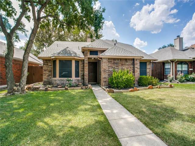 1602 Mountain Side Drive, Allen, TX 75002 (MLS #14165619) :: Vibrant Real Estate