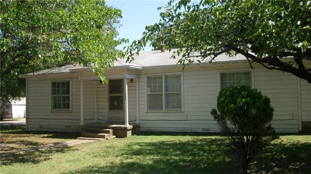 1000 S Carlton Street, Ennis, TX 75119 (MLS #14165625) :: The Heyl Group at Keller Williams