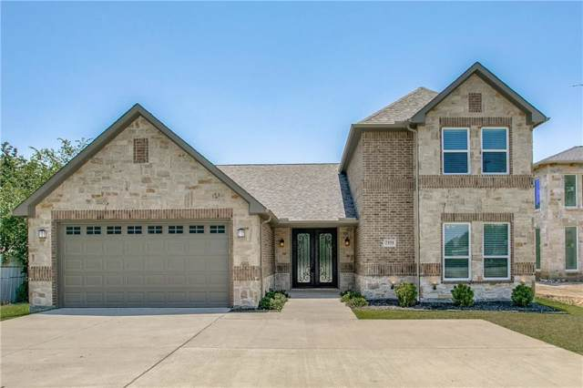 2404 Ingram Road, Sachse, TX 75048 (MLS #14165641) :: The Heyl Group at Keller Williams
