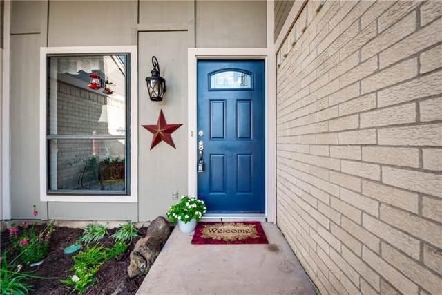 1821 Heidelberg Drive, Fort Worth, TX 76134 (MLS #14165650) :: Tenesha Lusk Realty Group