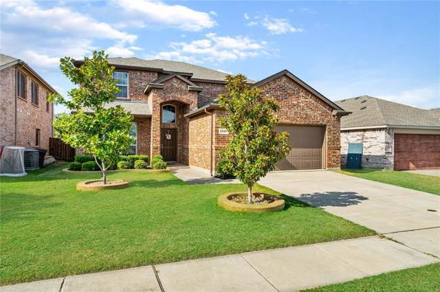 1722 Twin Hills Way, Princeton, TX 75407 (MLS #14165661) :: Hargrove Realty Group