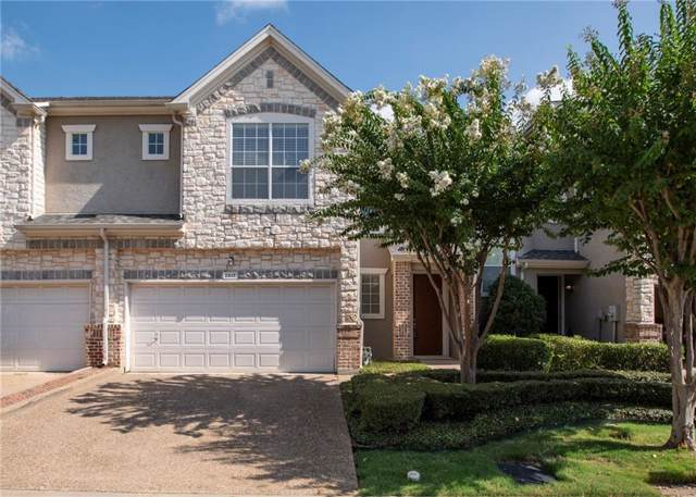 2517 Champagne Drive, Irving, TX 75038 (MLS #14165663) :: Ann Carr Real Estate