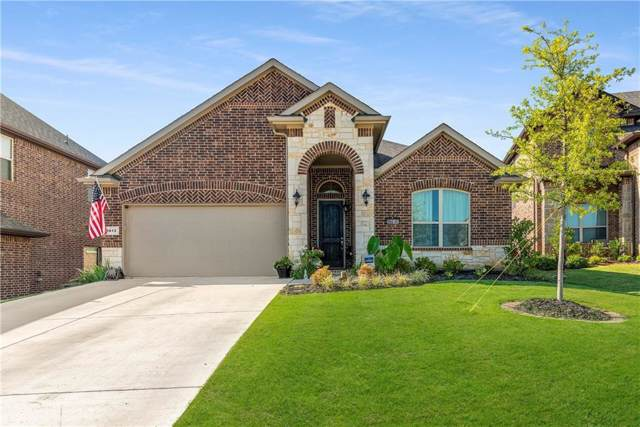 5812 Canyon Oaks Lane, Fort Worth, TX 76137 (MLS #14165685) :: The Heyl Group at Keller Williams