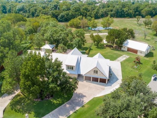 157 Cottonwood Drive, Coppell, TX 75019 (MLS #14165688) :: Kimberly Davis & Associates