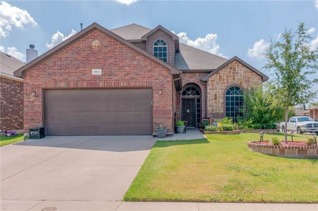 453 Brady Creek Road, Fort Worth, TX 76131 (MLS #14165699) :: The Real Estate Station