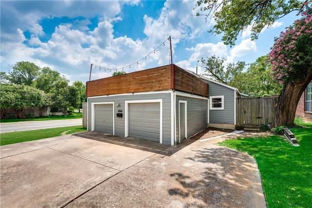 6046 Goliad Avenue, Dallas, TX 75206 (MLS #14165701) :: Kimberly Davis & Associates
