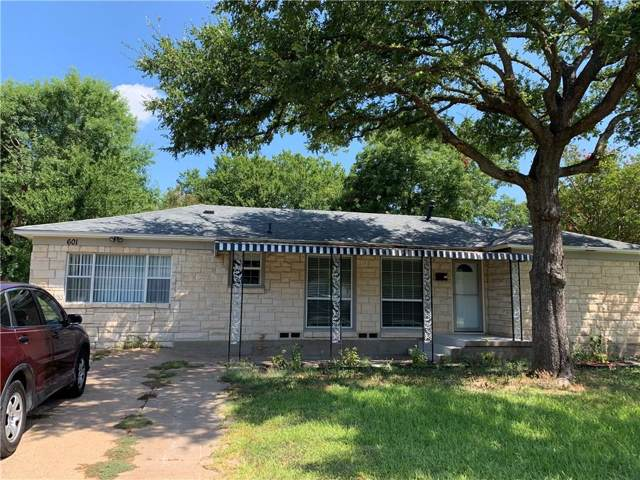 601 W Main, Lancaster, TX 75146 (MLS #14165714) :: Tenesha Lusk Realty Group