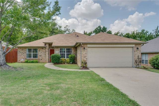 605 Blair Drive, Lewisville, TX 75057 (MLS #14165715) :: The Heyl Group at Keller Williams