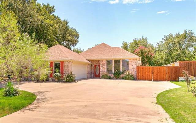 7001 Westover Drive, Granbury, TX 76049 (MLS #14165720) :: Kimberly Davis & Associates