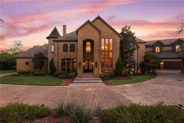 1705 Deer Path, Flower Mound, TX 75022 (MLS #14165723) :: The Heyl Group at Keller Williams