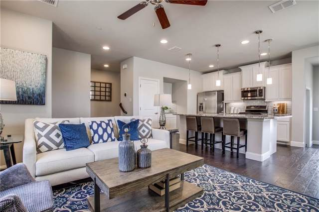 1205 Pebblebrook Drive, Mckinney, TX 75071 (MLS #14165736) :: The Good Home Team