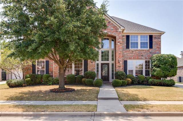 4671 Pine Grove Lane, Fort Worth, TX 76123 (MLS #14165739) :: Real Estate By Design