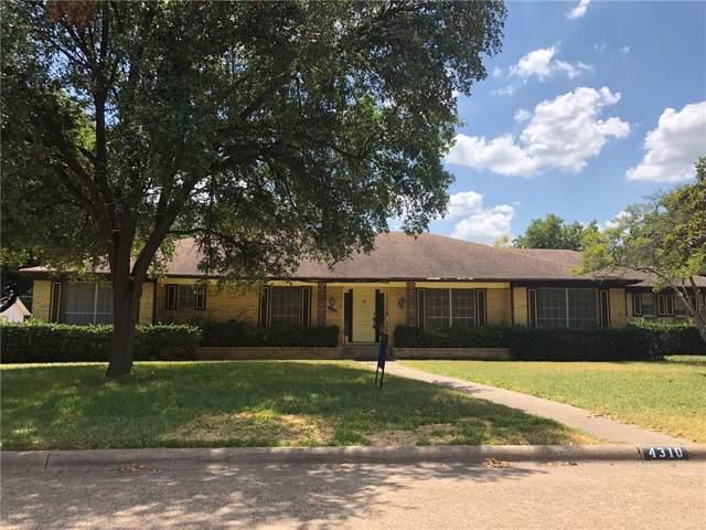4310 Northview Lane, Dallas, TX 75229 (MLS #14165745) :: Potts Realty Group