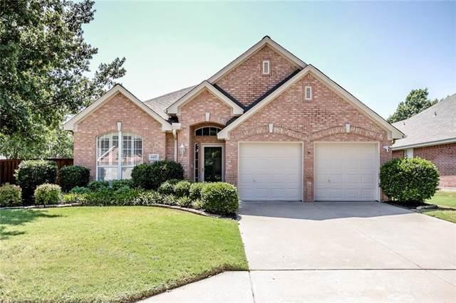 6417 Stone Creek Terrace, Fort Worth, TX 76137 (MLS #14165751) :: Kimberly Davis & Associates