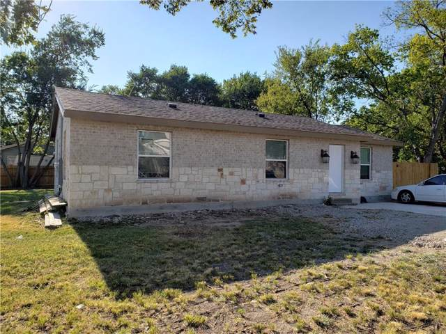 2807 N Saint Augustine Drive, Dallas, TX 75227 (MLS #14165752) :: Vibrant Real Estate