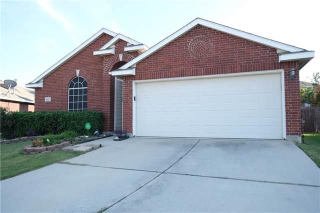 857 Fox Hunt Trail, Fort Worth, TX 76179 (MLS #14165759) :: Tenesha Lusk Realty Group