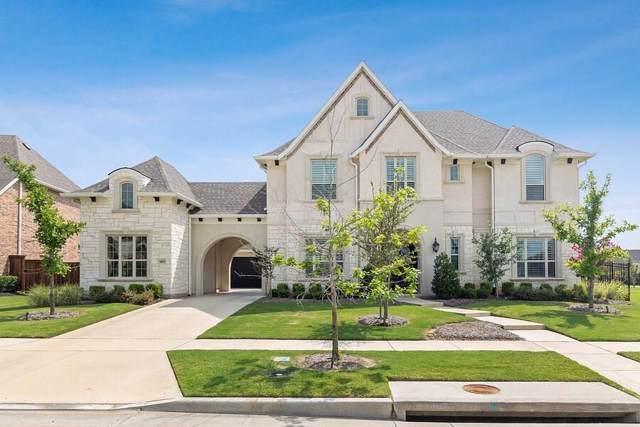 6893 Washakie Road, Frisco, TX 75036 (MLS #14165762) :: Tenesha Lusk Realty Group