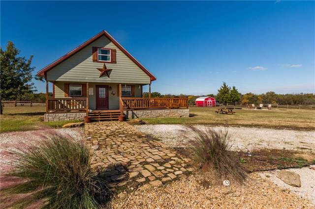 281 Uselton Road, Nocona, TX 76255 (MLS #14165770) :: The Heyl Group at Keller Williams