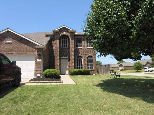 1212 Columbus Lane, Wylie, TX 75098 (MLS #14165771) :: Vibrant Real Estate