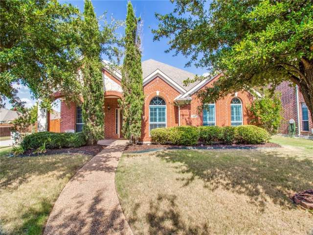 12582 Grayhawk Boulevard, Frisco, TX 75033 (MLS #14165772) :: The Heyl Group at Keller Williams