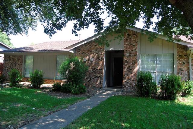 3417 Latham, Garland, TX 75044 (MLS #14165778) :: All Cities Realty