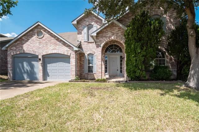 1607 Creede Avenue, Arlington, TX 76018 (MLS #14165781) :: Tenesha Lusk Realty Group