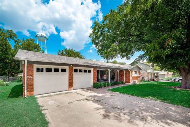 8104 Redwood Drive, Benbrook, TX 76116 (MLS #14165792) :: Team Hodnett