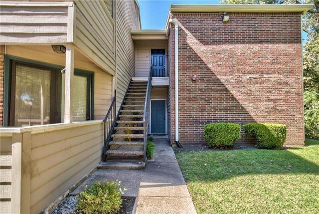 8545 Midpark Road #30, Dallas, TX 75240 (MLS #14165804) :: Kimberly Davis & Associates