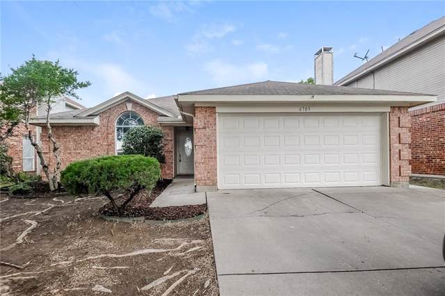 6705 Overland Street, Fort Worth, TX 76131 (MLS #14165811) :: The Real Estate Station