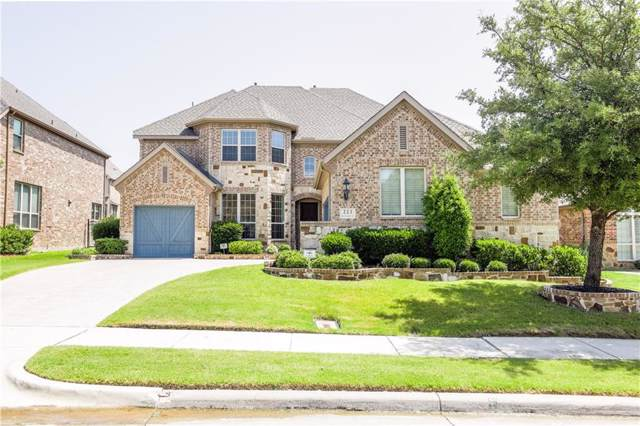 223 Rio Grande Drive, Irving, TX 75039 (MLS #14165827) :: The Hornburg Real Estate Group